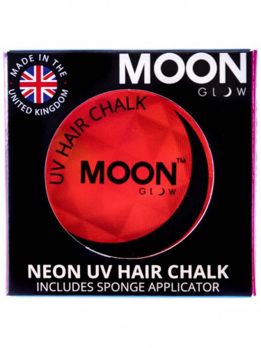 Rode UV haarpoeder Moonglow©