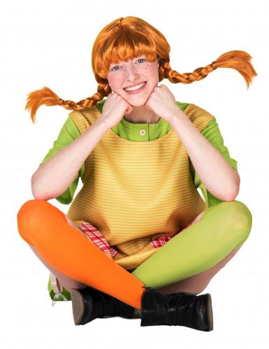 Pippi Langkous™ kostuum voor vrouwen-2
