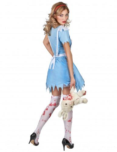 Bloederig Alice kostuum voor vrouwen-2