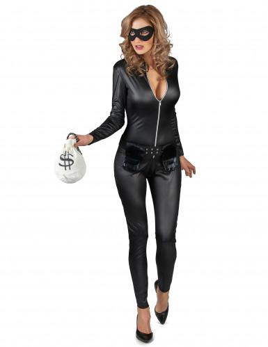 Sexy gemaskerde dief kostuum voor vrouwen-1
