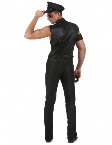 Sexy politie kostuum voor mannen-2