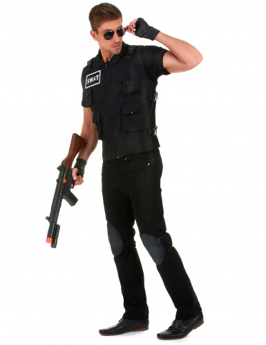 SWAT agent kostuum voor mannen-1