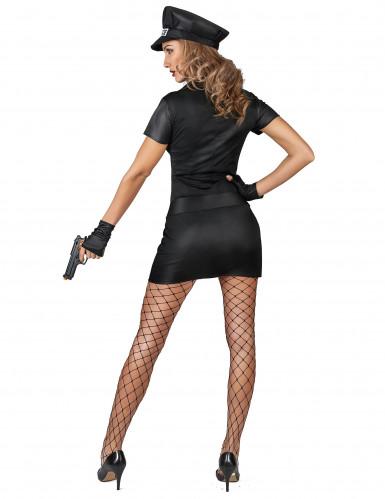 Sexy politie agentkostuum voor vrouwen-2