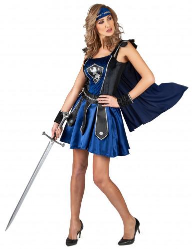 Leeuwen ridder kostuum voor vrouwen-1