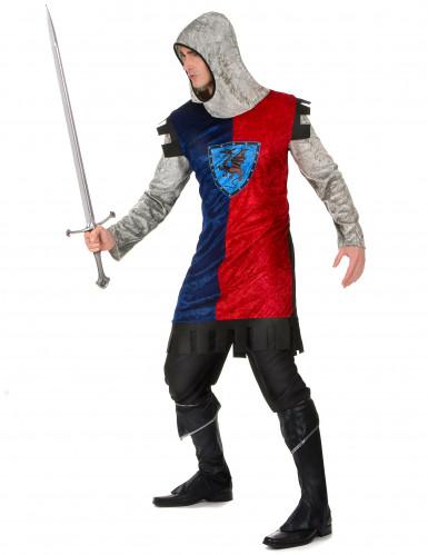 Draken ridder kostuum voor mannen-1