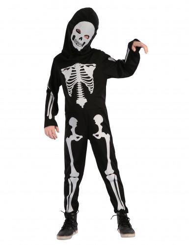 Botten skelet kostuum voor kinderen