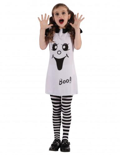 Schattig spook kostuum voor meisjes