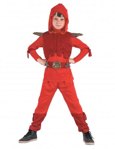 Keizerlijke ninja kostuum voor jongens
