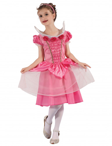 Prinses baljurk kostuum voor meisjes