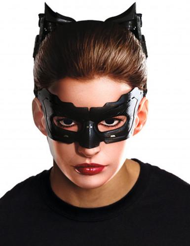 Kartonnen Catwoman™ Dark Knight masker-1