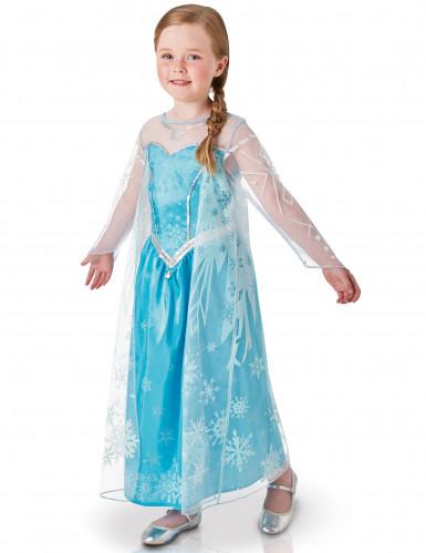 Luxe Frozen™ Elsa kostuum voor meisjes