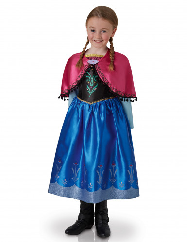 Luxe Anna new design - Frozen™ kostuum voor meisjes
