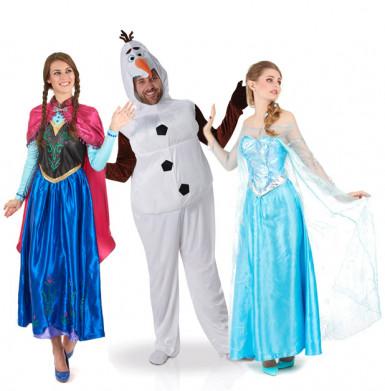 Frozen™ groepskostuum