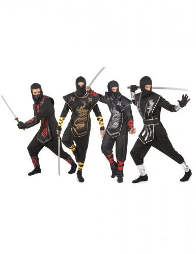 Ninja groepskostuum