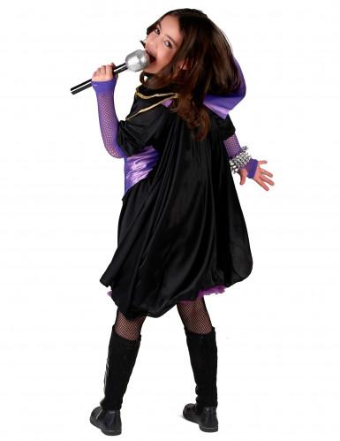 Girly Vampira kostuum voor meisjes-3
