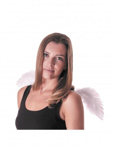 Witte engelen vleugels voor volwassenen of baby-1
