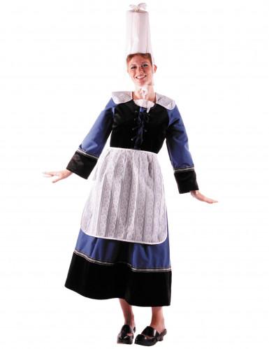 Luxe Bretons kostuum voor vrouwen