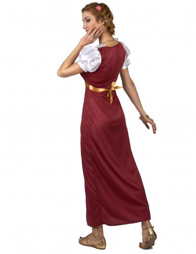 Middeleeuws koningin kostuum voor vrouwen-2