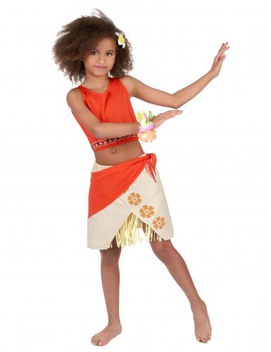 Hawaiiaans kostuum voor meisjes