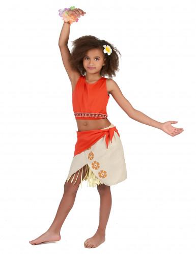 Hawaiiaans kostuum voor meisjes-1