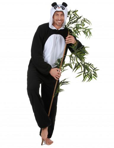 Panda kostuum voor mannen
