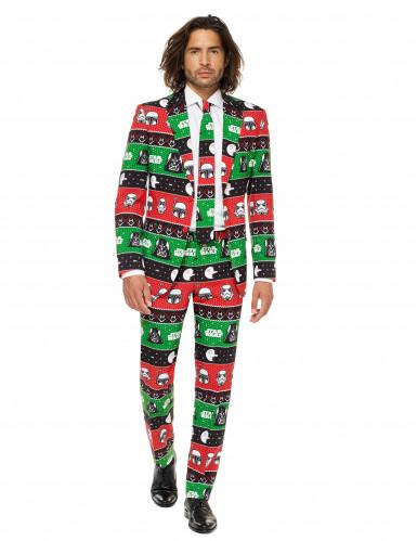 Mr. Star Wars™ Kerst Opposuits™ kostuum voor mannen