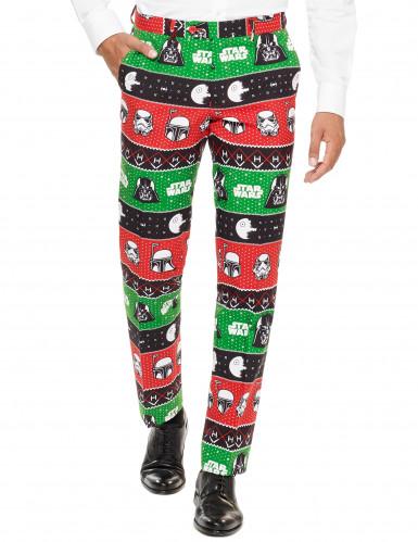 Mr. Star Wars™ Kerst Opposuits™ kostuum voor mannen-1
