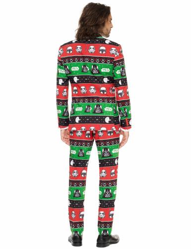 Mr. Star Wars™ Kerst Opposuits™ kostuum voor mannen-2