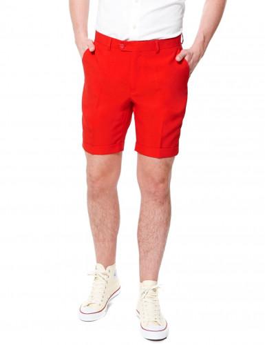Mr. Red Opposuits™ zomerkostuum voor mannen-1