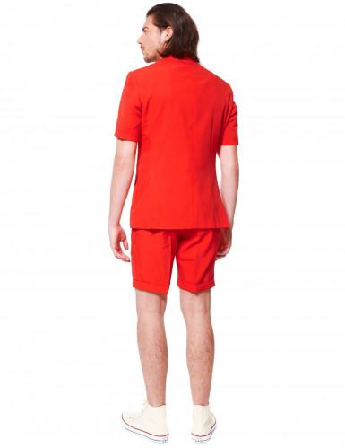 Mr. Red Opposuits™ zomerkostuum voor mannen-2