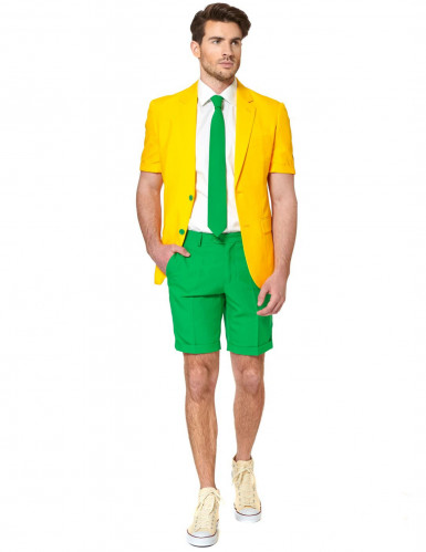 Mr. Brazilië Opposuits™ zomerkostuum voor mannen