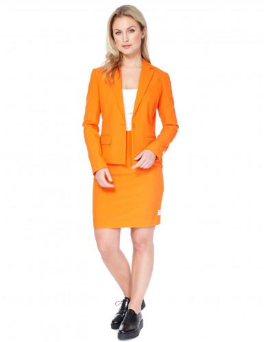 Mrs. Orange Opposuits™ kostuum voor vrouwen