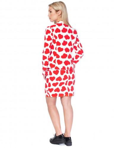 Mrs. Hartenkoningin Opposuits™ kostuum voor vrouwen-1
