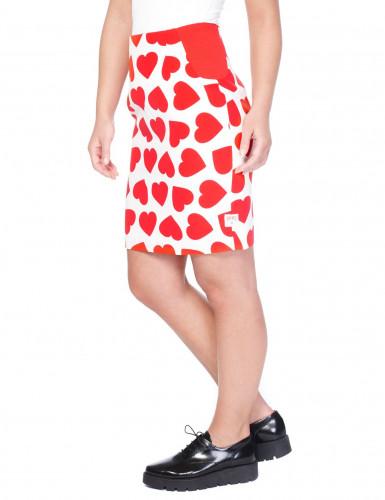 Mrs. Hartenkoningin Opposuits™ kostuum voor vrouwen-2