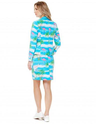 Mrs. Flamingo Opposuits™ kostuum voor vrouwen-1