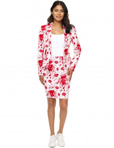 Mrs. Bloody Opposuits™ kostuum voor vrouwen