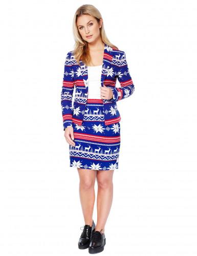 Mrs. Snow Opposuits™ kostuum voor vrouwen
