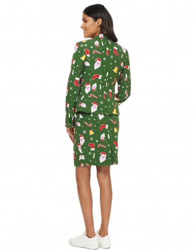 Mrs. Santaboss Opposuits™ kostuum voor vrouwen-2
