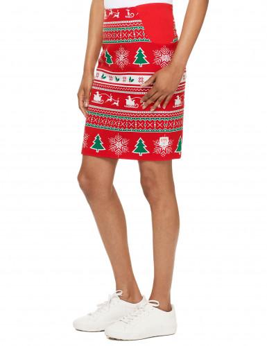 Mrs. Winterwonderland Opposuits™ kerst kostuum voor vrouwen-1