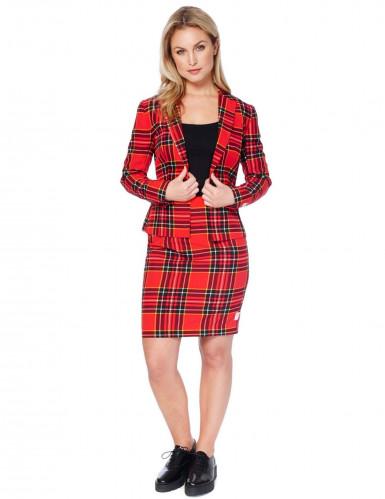 Mrs. Schots Opposuits™ kostuum voor vrouwen