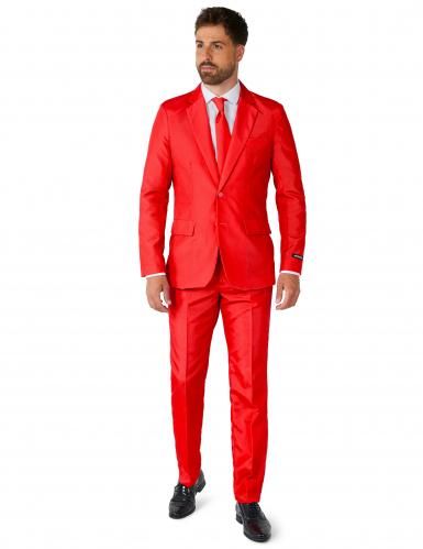 Mr. Red Suitmeister™ kostuum voor mannen