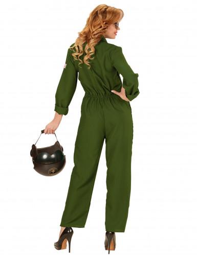 Piloot kostuum voor vrouwen-1