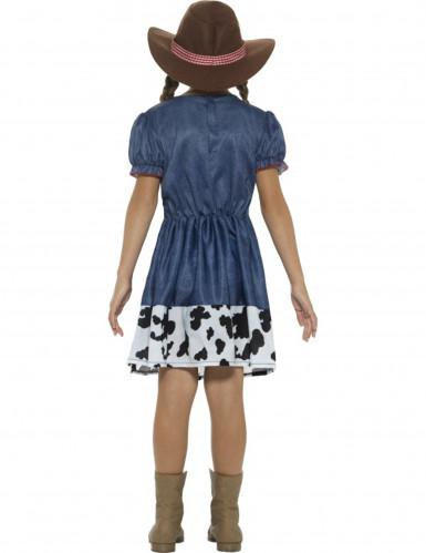 Texaanse cowgirl kostuum voor meisjes-1