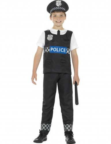 Politie kostuum voor jongens