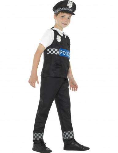Politie kostuum voor jongens-1