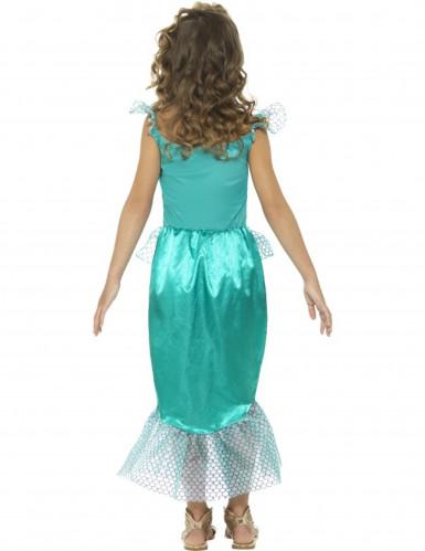 Zeermeermin kostuum voor meiden-1