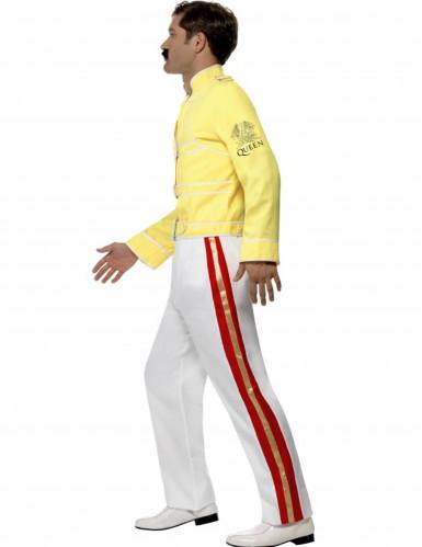 Queen Freddie Mercury™ kostuum voor heren -2