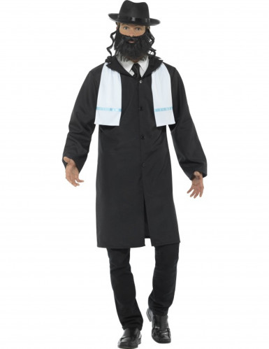 Rabbijn kostuum voor volwassenen