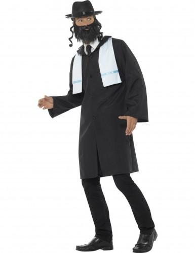 Rabbijn kostuum voor volwassenen-1