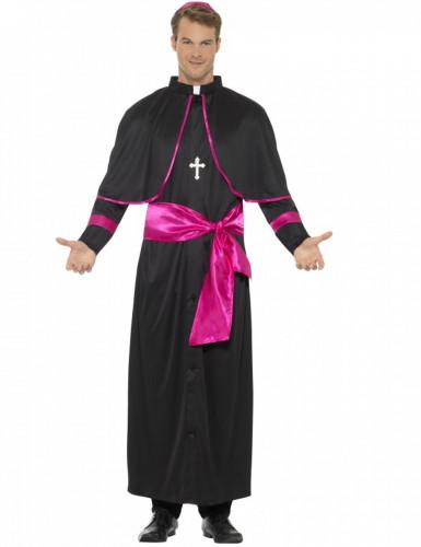 Kardinaal kostuum voor mannen